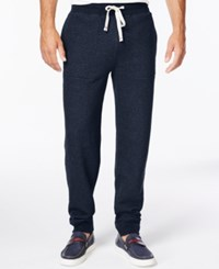 Tommy Hilfiger Men's Hancock Drawstring Sweatpants Navy Blazer