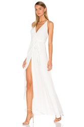 Yumi Kim Rush Hour Maxi Dress White