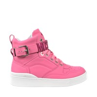 Moschino Hightop With Buckle