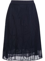 M Missoni Geo Stitched High Rise Skirt 60