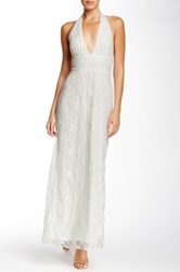 Eva Franco Tilly Maxi Dress White