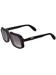 Cazal 607 Tribute To Cari Zalloni Sunglasses Black