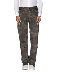 Denham Jeans Denham Trousers Casual Trousers Men Military Green