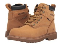 Wolverine Floorhand Soft Toe Wheat Men's Work Boots Tan