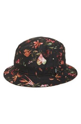 Vans 'Undertone' Floral Print Bucket Hat Death Bloom