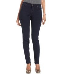 Styleandco. Style And Co. Petite Curvy Fit Skinny Jeans Rinse
