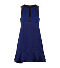 3.1 Phillip Lim Damask Dress Female Blue