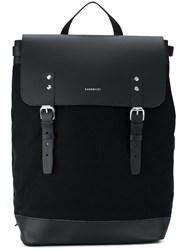 Sandqvist 'Hege' Backpack Black