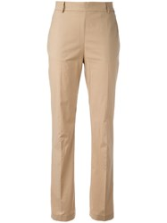Twin Set Chino Trousers Brown