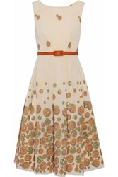 Mikael Aghal Knee Length Beige