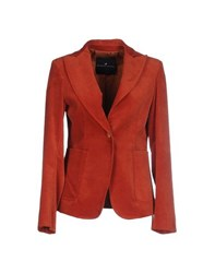 Compagnia Italiana Suits And Jackets Blazers Women Rust