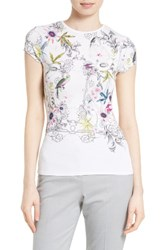 Ted Baker Women's London Hazelto Passion Flower Tee