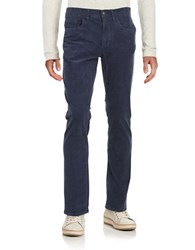 Brooks Brothers Thin Corduroy Pants Navy