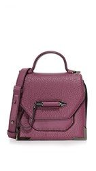 Mackage Rubie Cross Body Bag Berry