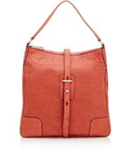 Belstaff Holloway Shoulder Bag Red