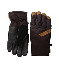 Columbia St. Anthony Gloves New Cinder Crossdye New Cinder Melange Ski Gloves Brown