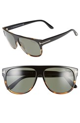 Tom Ford Men's 'Kristen' 59Mm Polarized Aviator Sunglasses