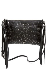 Frye 'Selena' Studded Convertible Clutch