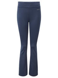 Tog 24 Tempo Womens Tcz Stretch Workout Pants Blue
