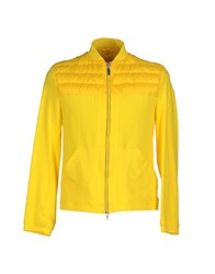 Geospirit Coats And Jackets Down Jackets Men Yellow