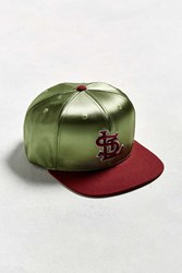 American Needle Babomb St. Louis Cardinals Baseball Hat Olive