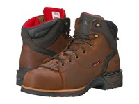 Rocky 6 Technoram Comp Toe Wp Brown Work Boots