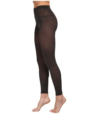 Falke Cotton Touch Leggings Anthracite Women's Casual Pants Pewter