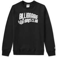Billionaire Boys Club Mechanics Crew Sweat Black