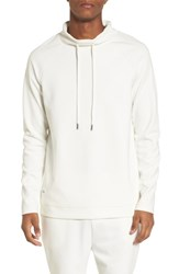 Native Youth Storm Sweat Hoodie White