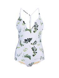 Made By Dawn Traveler Fern Print Swimsuit