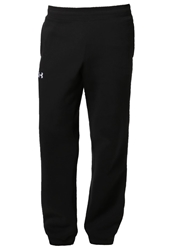 Under Armour Storm Rival Tracksuit Bottoms Black White White