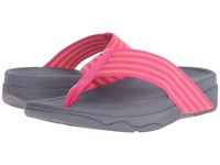 Fitflop Surfa Bubblegum Hot Peach Women's Sandals Pink