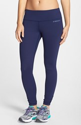 Women's Brooks 'Greenlight' Running Tights Navy