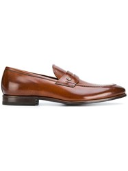 Billionaire Classic Loafers Brown