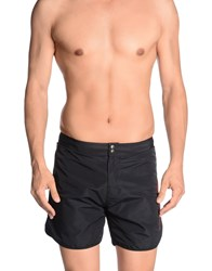 Lightning Bolt Swimwear Swimming Trunks Men Black