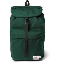 Battenwear Day Hiker Canvas Backpack Forest Green
