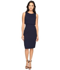 Trina Turk Lani Dress Indigo Women's Dress Blue