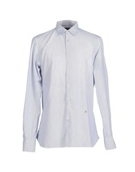 Dondup Shirts Shirts Men Dark Blue