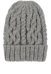 Eugenia Kim Women's Jill Baby Alpaca Beanie Light Grey