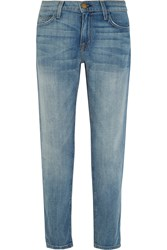 Current Elliott The Fling Mid Rise Slim Boyfriend Jeans