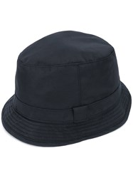 Paul Smith Bucket Hat Men Polyester Recycled Polyester L Black