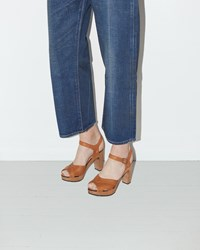 Visvim Jane Sandal Light Brown