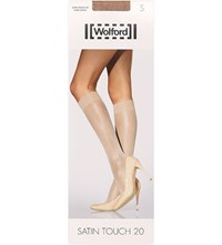 Wolford Satin Touch Pop Socks Cosmetic