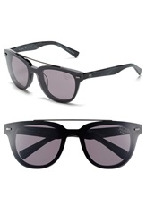 Original Penguin 'The Bogart' 51Mm Sunglasses Black Smoke