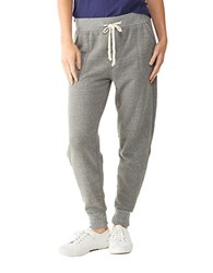 Alternative Apparel Fleece Lined Jogger Pants Eco Grey