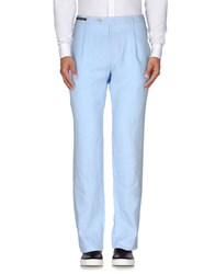 Cover Trousers Casual Trousers Men Sky Blue