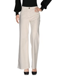 Jucca Casual Pants Ivory