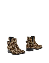 Just Cavalli Footwear Ankle Boots