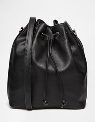 Fiorelli Rossini Drawstring Backpack Black