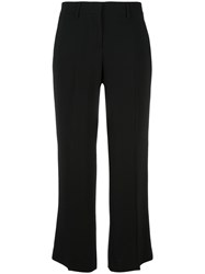 Emilio Pucci Tailored Flared Trousers Black
